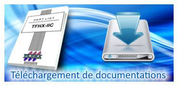 Téléchargement de documentations